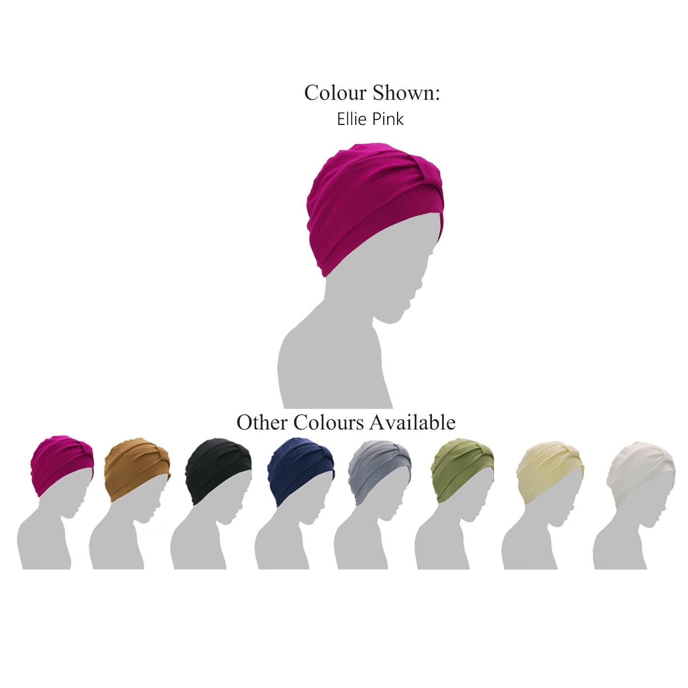 Cancer Headwear Ellie