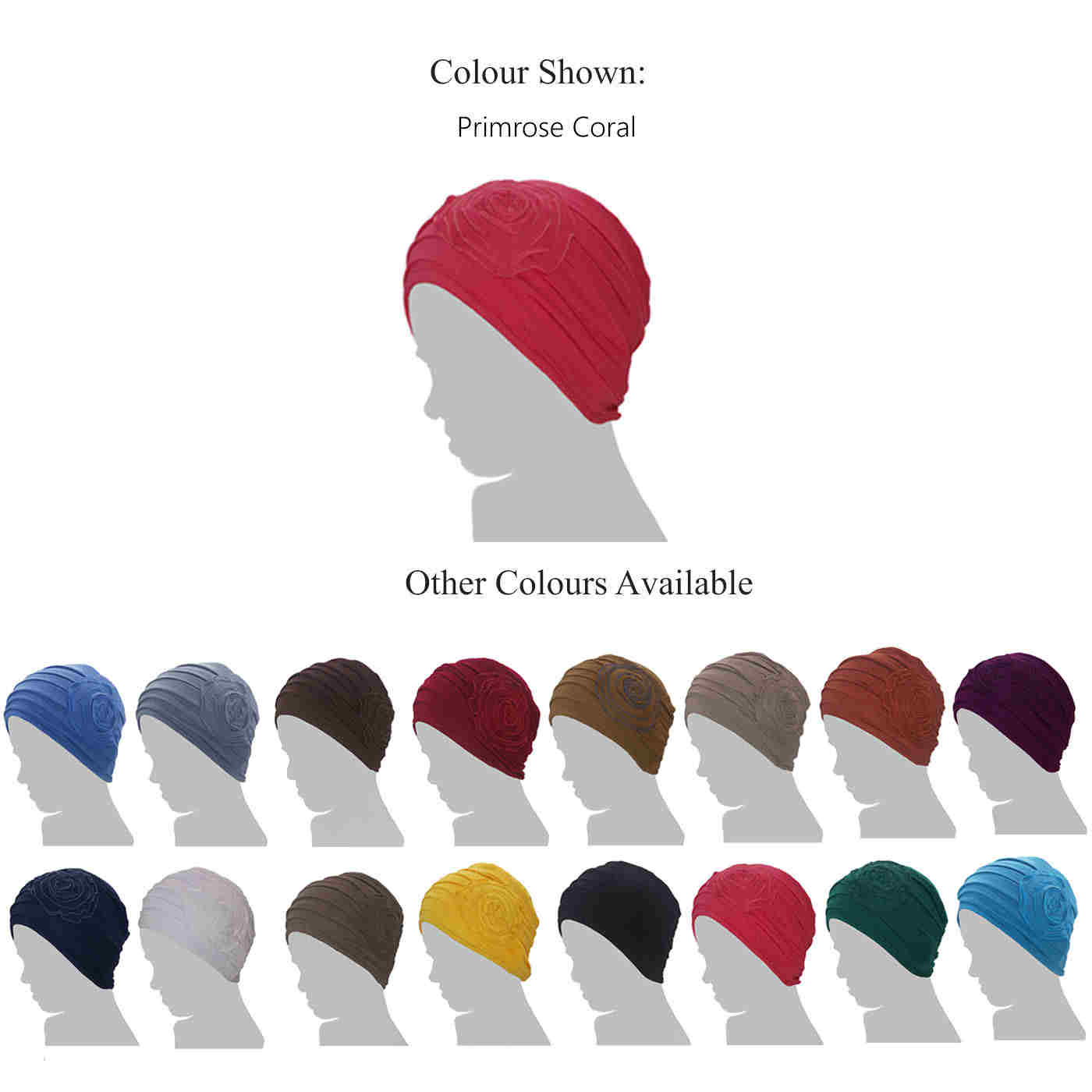chemo caps for young women