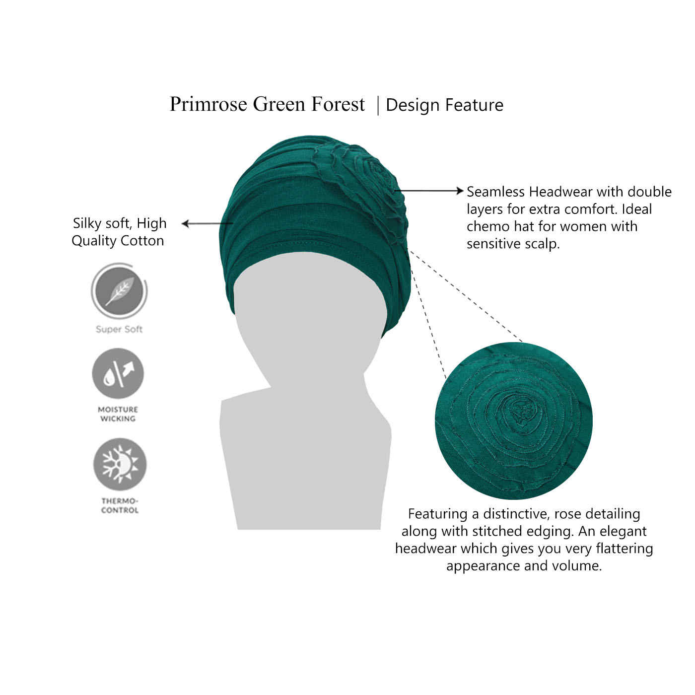 funky chemo caps for teenagers