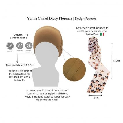 yanna camel daisy florenza features
