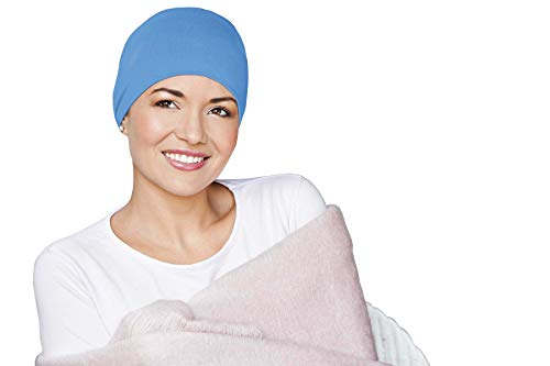 Sleeping Hat Cotton Chemo Hats for Women with Chemo or Alopecia Hair Loss