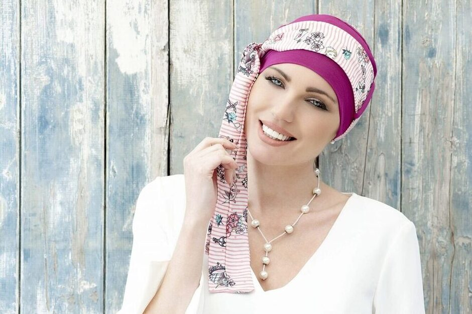 Chemo headwear for women