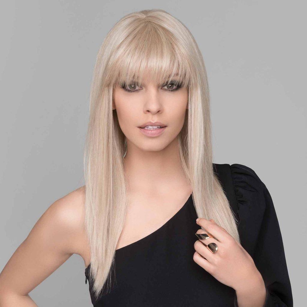 Blonde Fringe Wig cher ellen wille