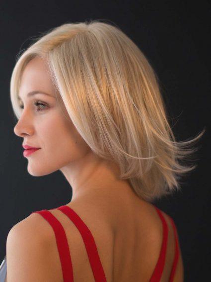 United wig Pastel Blonde mix