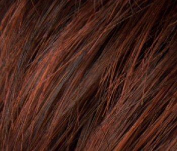 auburn mix wig