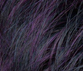 Black / violet