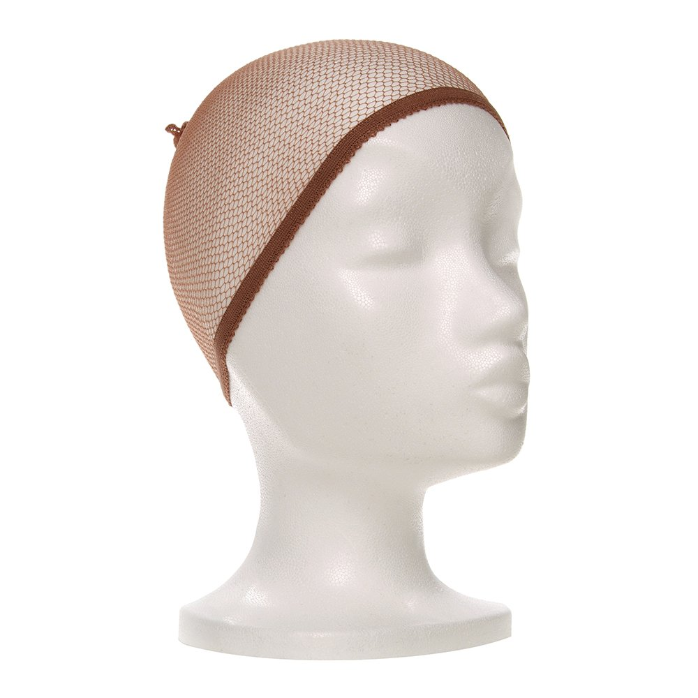 Wig Cap with Mesh Closure