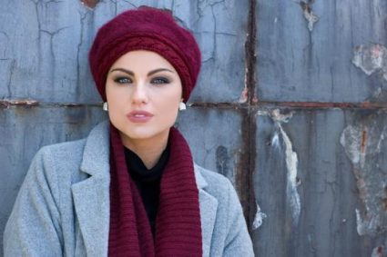 knit hats for cancer patients