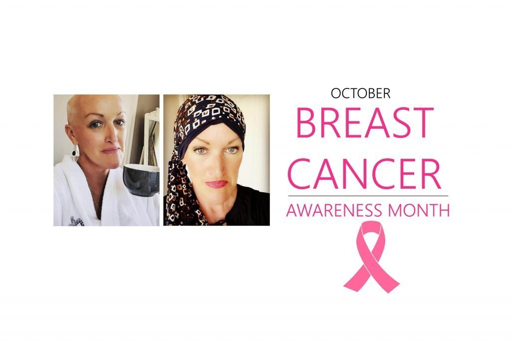 breast cancer month banner