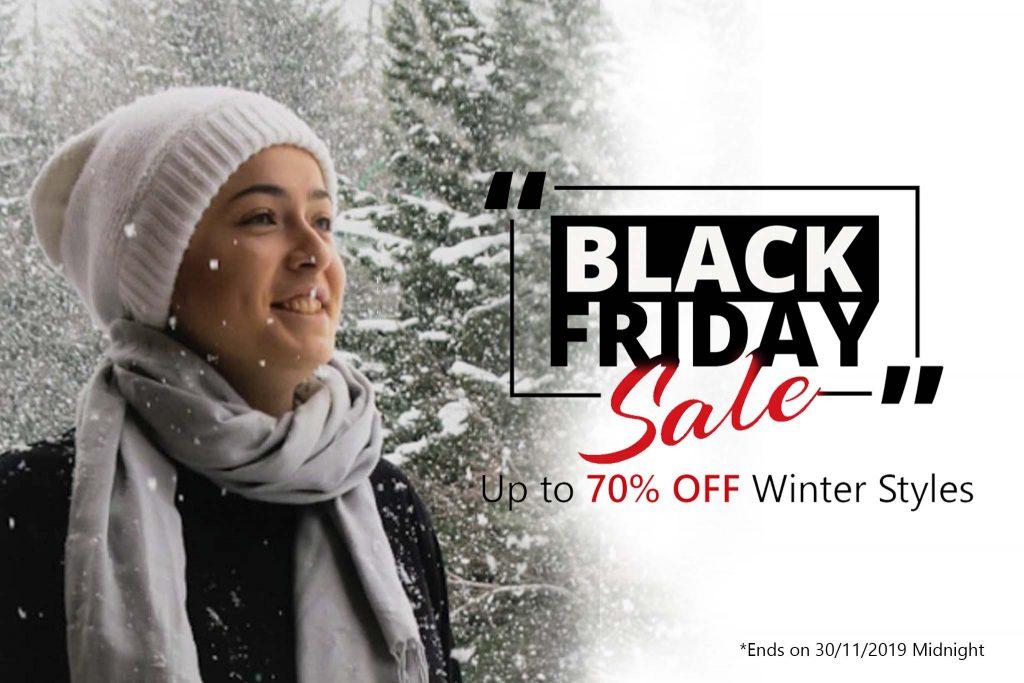 Masumi Black Friday Sales 2019