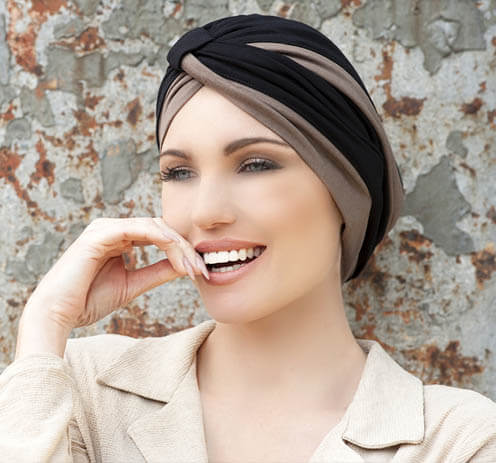 Turbans for hair loss