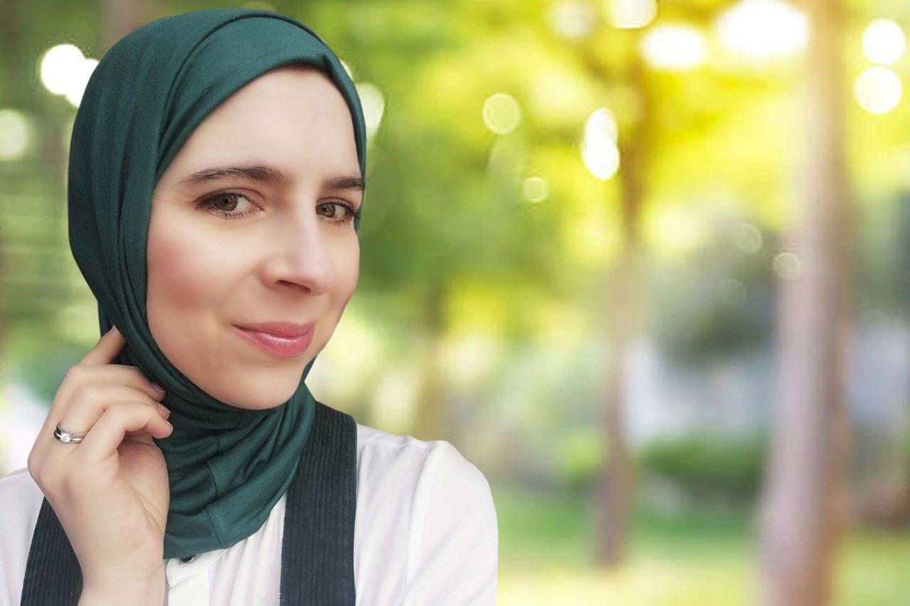 Darya in style Hijab