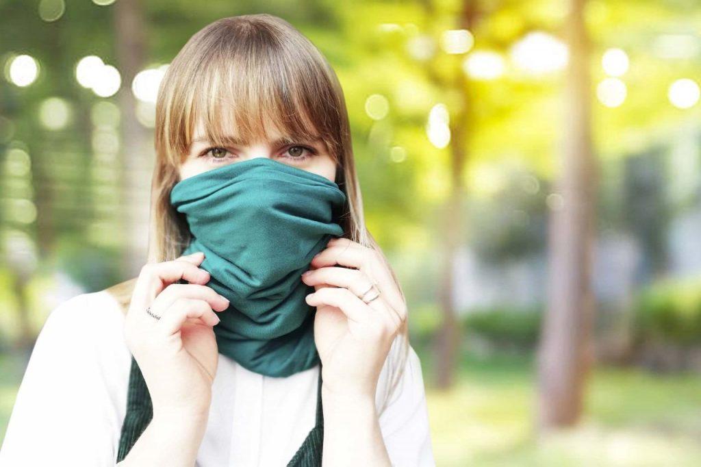 Darya Multifunctional hijab face mask