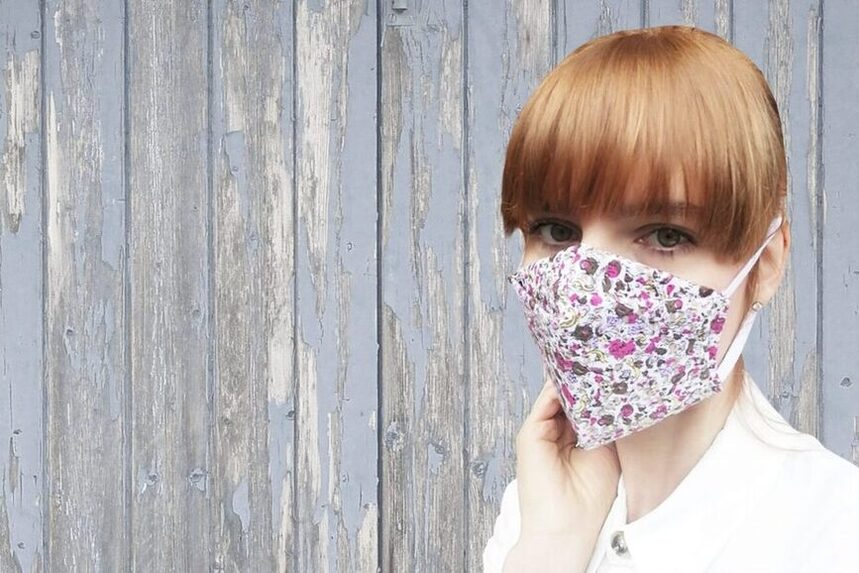 medical surgical face mask cloth