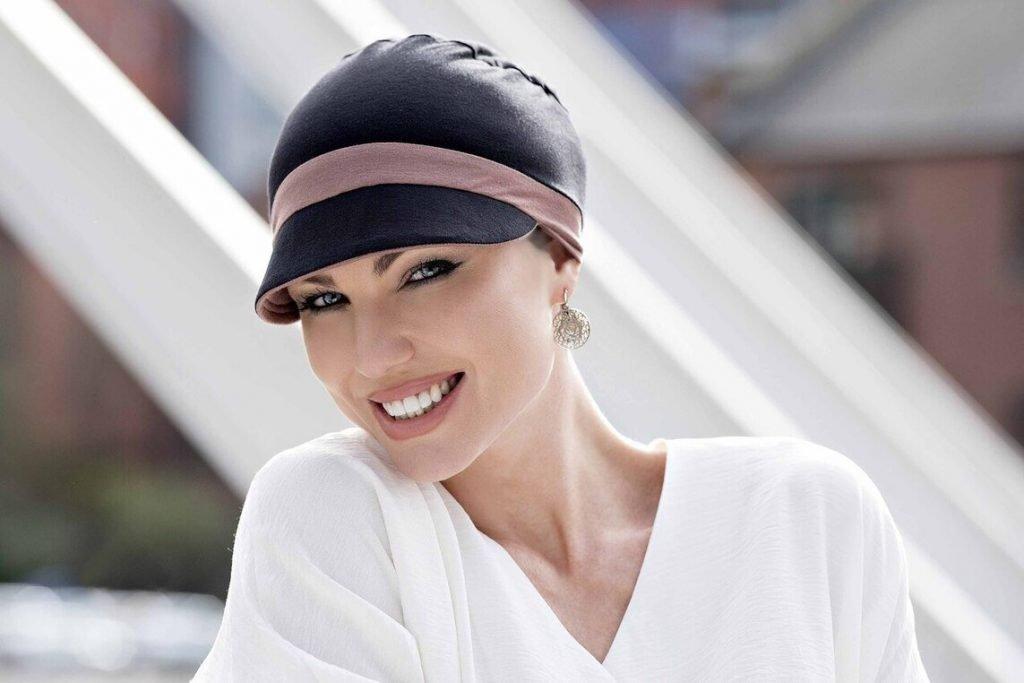 reversible chemo hat