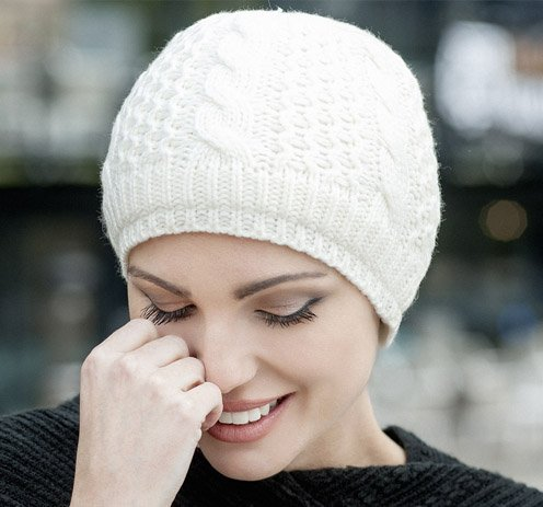 winter chemo hats