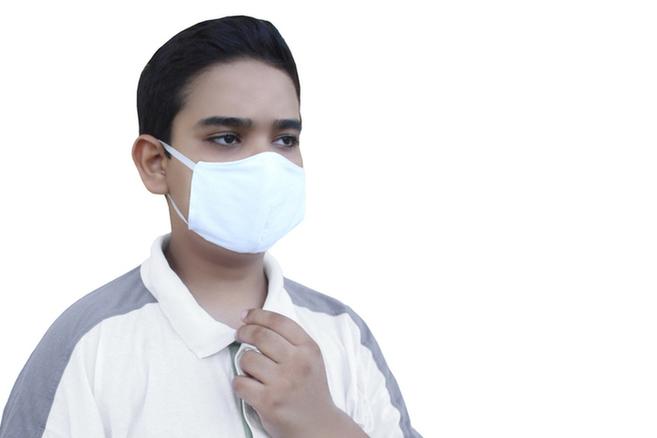 white face masks for children 1