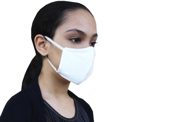 white face masks for children 2