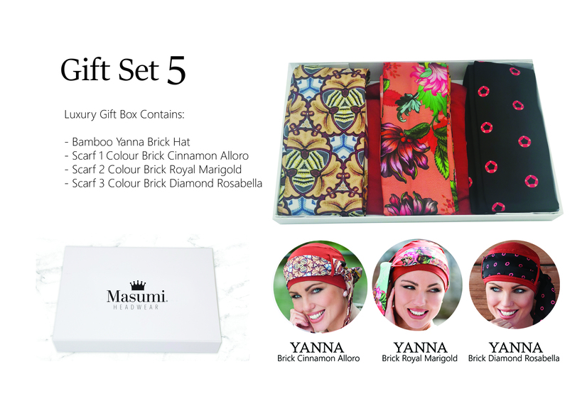 alopecia gifts box 5