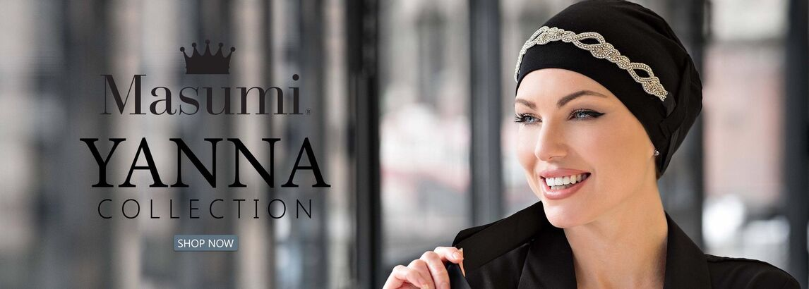 chemotherapy headwear yanna collection