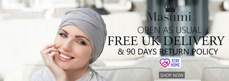 chemo headwear wigs free delivery
