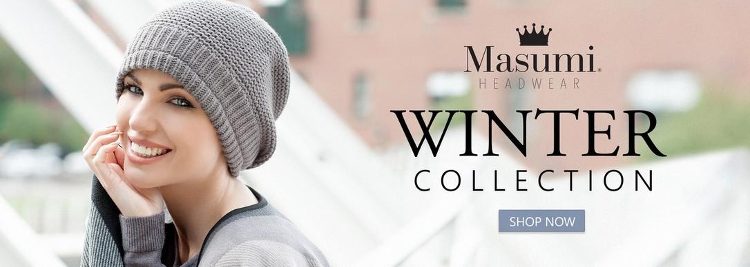 Winter chemo hats banner