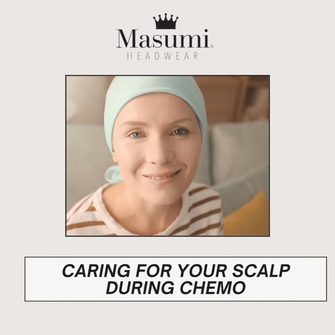 caring for your scalp during chemo