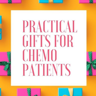 comfort gifts for cancer patients