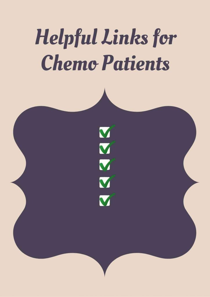 helpful resources for cancer patients