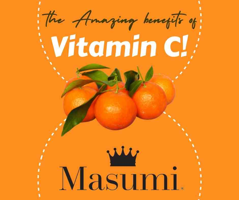 Benefits Of Vitamin C On The Hair and skin